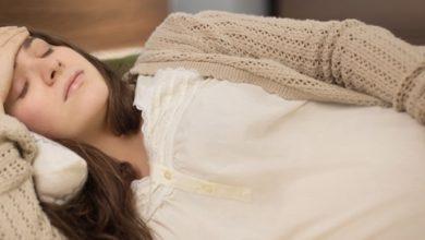 Photo of الصداع النصفي أثناء الحمل: كيف تتعاملين معه؟