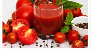 Photo of فوائد عصير الطماطم العديدة