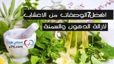 Photo of 7 نباتات وأعشاب للتنحيف